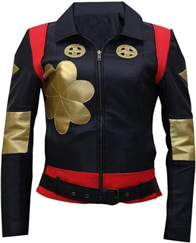 DC Comics Suicide Squad Katana Bomber Jacket for Womens