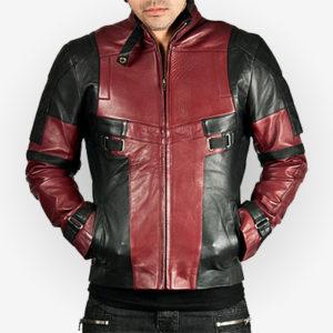 Deadpool Jacket By Movieleatherjackets