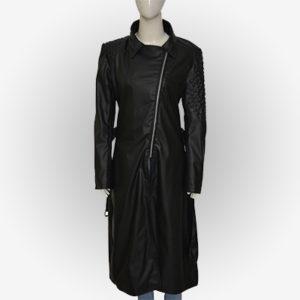 Movie Deadpool 2 Negansonic Leather Coat