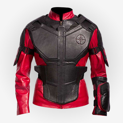 Will Smith Suicide Squad Jacket