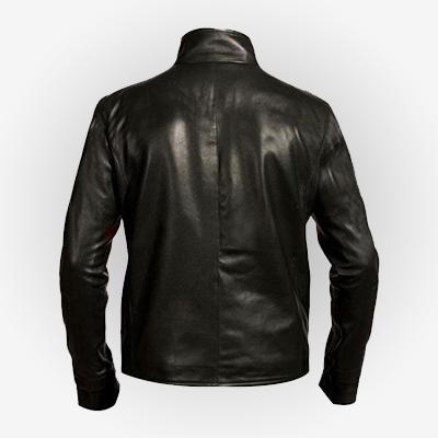 Venom Real Leather Eddie Brock Jacket