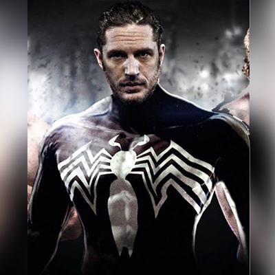 Eddie Brock Spiderman Style Venom Jacket