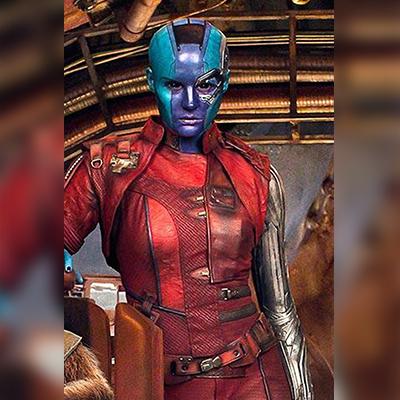 Karen Gillan Jacket from Guardians of the Galaxy 2