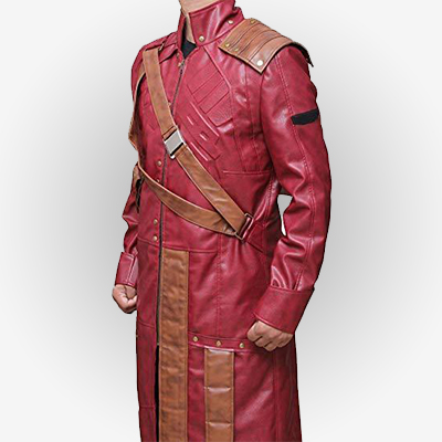 Star Lord Coat from Guardian of the Galaxy movie