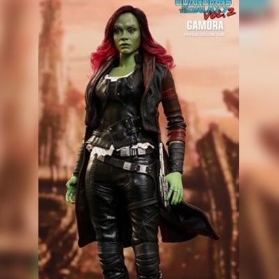 Zoe Saldana Coat from Guardians of the Galaxy 2