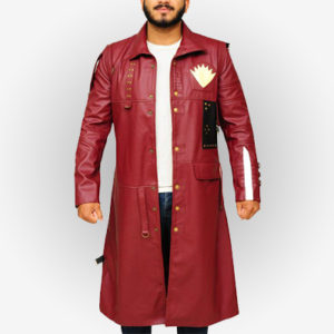 Coat from Guardians of the Galaxy 2