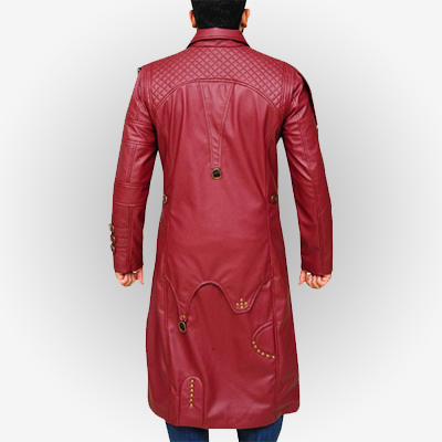 Michael Rooker Guardians of the Galaxy 2 Coat