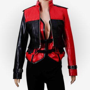 Injustice 2 Harley Quinn Vest Jacket