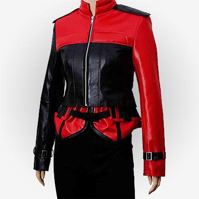 Harley Quinn Injustice 2 Jacket