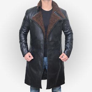 Ryan Gosling Leather Coat from Blade Runner 2049