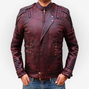 Star-Lord Leather Jacket