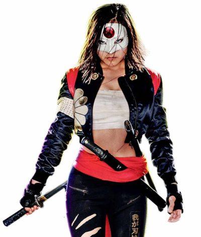 Suicide Squad Katana Bomber Jacket
