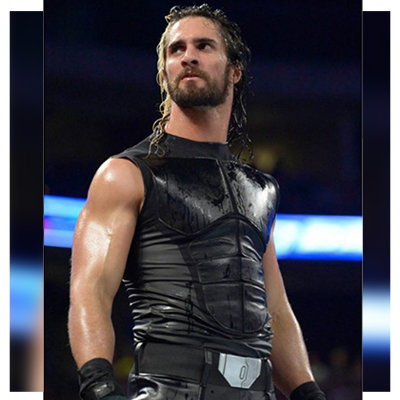 Leather Vest worn by Seth Rollins in WWE SmackDown