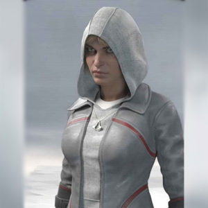 Assassin's Creed Syndicate Cosplay Leather Jacket