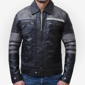 Leo Fitz from Agents of Shield Costume Mens Jacket