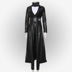Beautiful Regina King Coat in Watchmen Tv Series