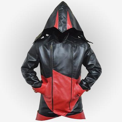 Assassins Creed 3 Conner Kenway Coat
