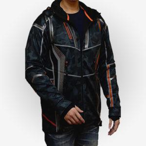 Stylish Tony Stark Cotton Hoodie for Mens