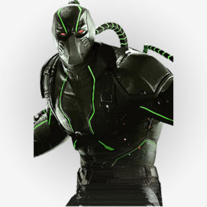 bane jacket from Injustice 2 Video Game