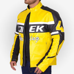 Chuck Greene from Dead Rising 2 Jacket in Leather