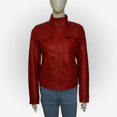 Emma Swan Season 6 Red Jacket for Women