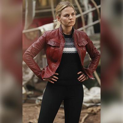 Jennifer Morrison Once Upon a Time Season 6 Jacket