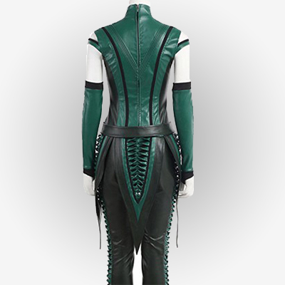 Cosplay Mantis Costume from Guardians of the Galaxy 2