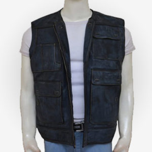 Harrison Ford Leather Vest from Star Wars