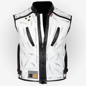 Star Wars Solo White Vest