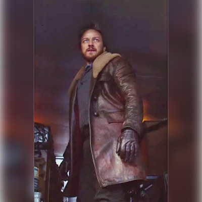 Lord Asriel from His Dark Materials Coat