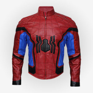 Spiderman Jacket from Spider-Man: Homecoming Movie