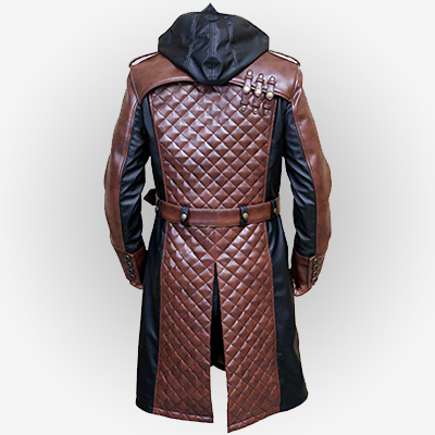 AC Syndicate Game Jacob Coat