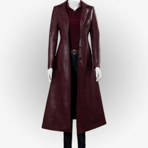 Jean Grey Coat from Dark Phoenix
