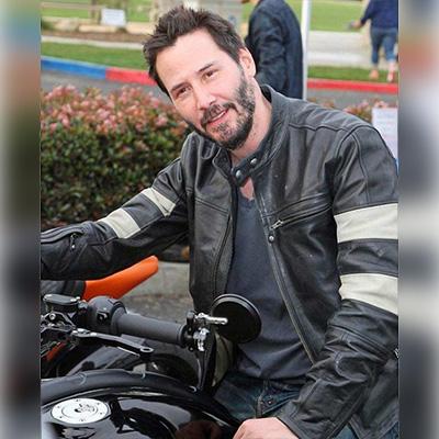 John Wick 2 Motorcycle Jacket for Men