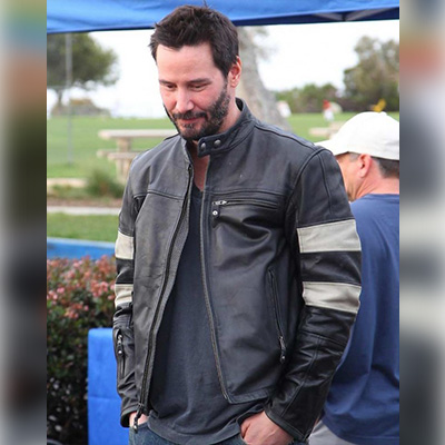 Keanu Reeves from John Wick 2 Jacket
