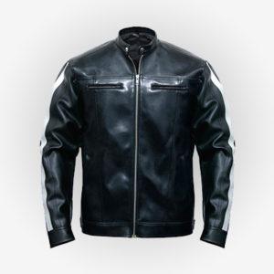 Resident Evil: Vendetta Leon Kennedy Leather Jacket