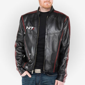 N7 Jacket from Mass Effect 3 Game