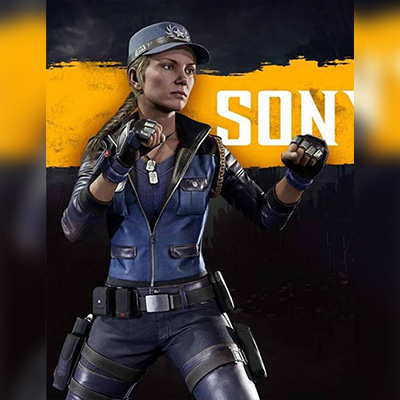 Cosplay Gaming Jacket
