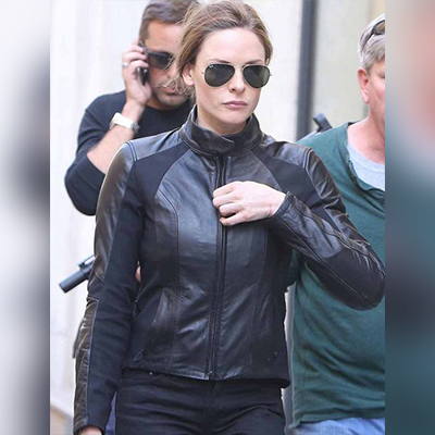 Mission Impossible 6 Fallout Ilsa Faust Jacket