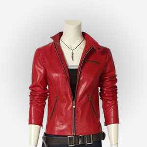 Claire Redfield Red Jacket for Womens