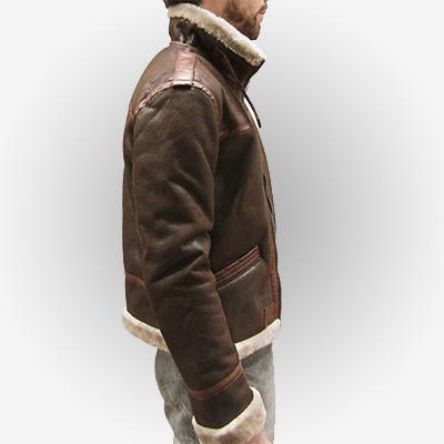 Leon Scott Kennedy Jacket from Resident Evil 4 Game