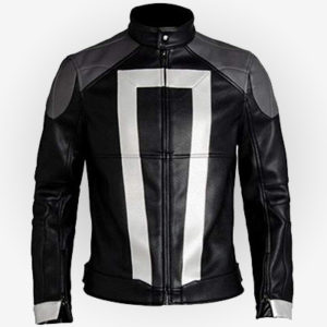 Mens Robbie Reyes Black Leather Jacket