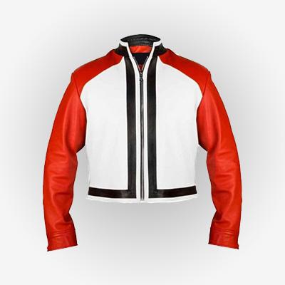 Rock Howard Leather Jacket for Men