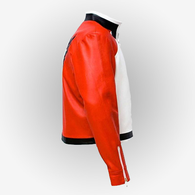 Video Game King of Fighters 14 Howard Jacket