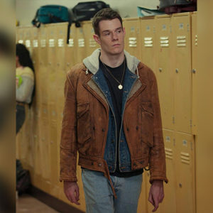 Connor Swindells Sex Education Costume Jacket