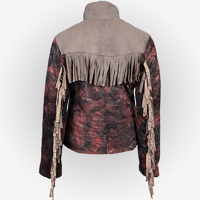 Sex Education TV Show Maeve Wiley Costume Jacket
