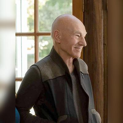 Patrick Stewart Jacket from Star Trek Picard
