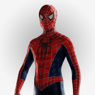The Amazing Spiderman Movie Costume