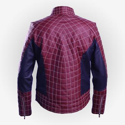 Amazing Superhero Spiderman Leather Jacket