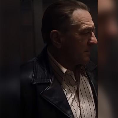 Robert De Niro from The Irishman Movie